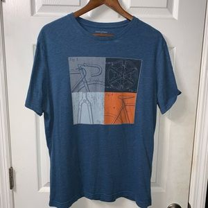 Banana Republic graphic T-shirt